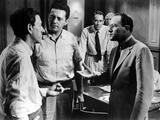 Twelve Angry Men  Jack Klugman  Edward Binns  Henry Fonda  Ed Begley  EG Marshall  1957