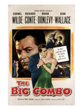 The Big Combo  Cornel Wilde  Richard Conte  Jean Wallace  1955