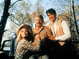 Bonnie And Clyde  Faye Dunaway  Denver Pyle  Warren Beatty  1967