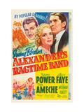 Alexander's Ragtime Band  Don Ameche  Alice Faye  Tyrone Power  1938