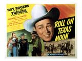 Roll On Texas Moon  Dale Evans  Elisabeth Risdon  Gabby Hayes  Roy Rogers  1946