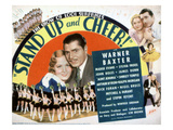 Stand Up And Cheer!  Madge Evans  Warner Baxter  1934