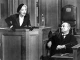 Witness For The Prosecution  Marlene Dietrich  1957