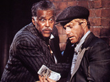 The Sting  Robert Earl Jones  Robert Redford  1973