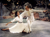 "The Band Wagon  Cyd Charisse  Fred Astaire  1953  ""Dancing In The Dark"" Production Number"