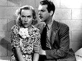 True Confession  Carole Lombard  Fred MacMurray  1937  Deep In Thought