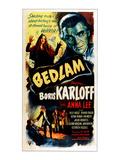 Bedlam  Boris Karloff  1946