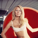 The Italian Job  Margaret Blye  1969
