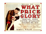 What Price Glory  Victor McLaglen  Dolores Del Rio  1926
