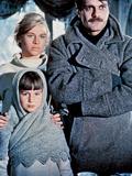 Doctor Zhivago  Julie Christie  Omar Sharif  1965