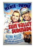 Sun Valley Serenade  Sonja Henie  John Payne  Glenn Miller  1941