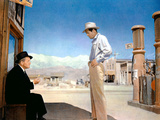 Bad Day At Black Rock  Spencer Tracy  Robert Ryan  1955