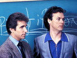 Night Shift  Henry Winkler  Michael Keaton  1982