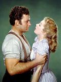 Oklahoma!  Rod Steiger  Shirley Jones  1955