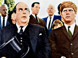 The Loved One  Robert Morley  Robert Morse  1965