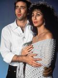 Moonstruck  Nicolas Cage  Cher  1987