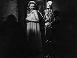 House On Haunted Hill  Carol Ohmart  1959