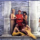 A Funny Thing Happened On The Way To The Forum  Zero Mostel  1966