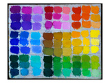 Colorchart  Nadeau Studio
