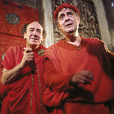 A Funny Thing Happened On The Way To The Forum  Michael Hordern  Zero Mostel  1966