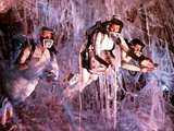 Fantastic Voyage  Stephen Boyd  Raquel Welch  Donald Pleasence  1966  Suspended