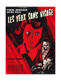 Eyes Without A Face  (AKA Les Yeux Sans Visage)  Edith Scob  Pierre Brasseur  1959