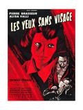 Eyes Without A Face  (AKA Les Yeux Sans Visage)  Edith Scob  Pierre Brasseur  1959