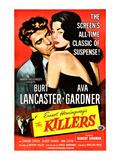 The Killers  Burt Lancaster  Ava Gardner  1946