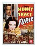 Fury (AKA Furie)  Spencer Tracy  Sylvia Sidney  1936