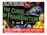 Curse Of Frankenstein  1957