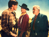 The Searchers  Jeffrey Hunter  John Wayne  Ward Bond  1956