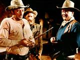 El Dorado  Robert Mitchum  Arthur Hunnicutt  John Wayne  1966