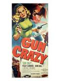 Gun Crazy  Berry Kroeger  Peggy Cummins  John Dall  1950