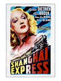 Shanghai Express  Marlene Dietrich  1932