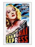 Shanghai Express  Marlene Dietrich  1932