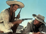 The Good  The Bad And The Ugly  Eli Wallach  Clint Eastwood  1966