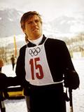 Downhill Racer  Robert Redford  1969  Skier