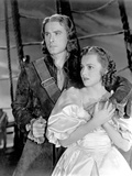 Captain Blood  Errol Flynn  Olivia De Havilland  1935
