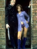 Get Carter  Michael Caine  Rosemarie Dunham  1971