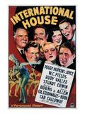International House  1933