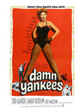 Damn Yankees  Ray Walston  Gwen Verdon  Tab Hunter  1958