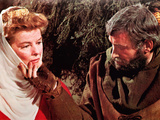 The Lion In Winter  Katharine Hepburn  Peter O&#39;Toole  1968