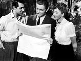 The Talk Of The Town  Cary Grant  Ronald Colman  Jean Arthur  1942