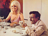 The Party  Carol Wayne  Peter Sellers  1968