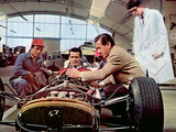 Grand Prix  James Garner  Toshiro Mifune  1966