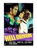Hell Drivers  Stanley Baker  Peggy Cummins  1957