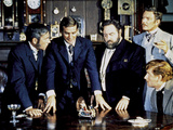 The Time Machine  Whit Bissell  Rod Taylor  Sebastian Cabot  Tom Helmore  1960