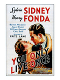 You Only Live Once  Sylvia Sidney  Henry Fonda  1937