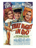 That Night In Rio  Alice Faye  Don Ameche  Carmen Miranda  1941