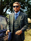 The Thomas Crown Affair  Steve McQueen  1968